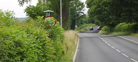 With plans to cut the number of road signs, some seem to be merging into the background.